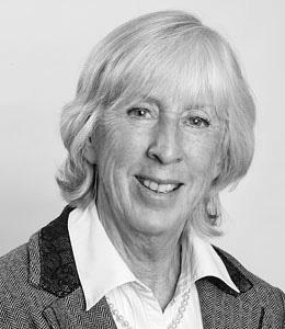 Kontormedarbeider Anne Herland