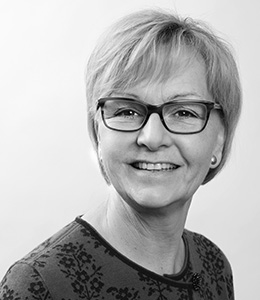 Kontormedarbeider Grethe Nesheim