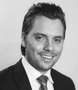 Kontormedarbeider Håvard Wiig Andersen