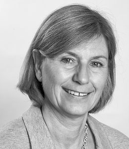 Kontormedarbeider Inger Jorstad